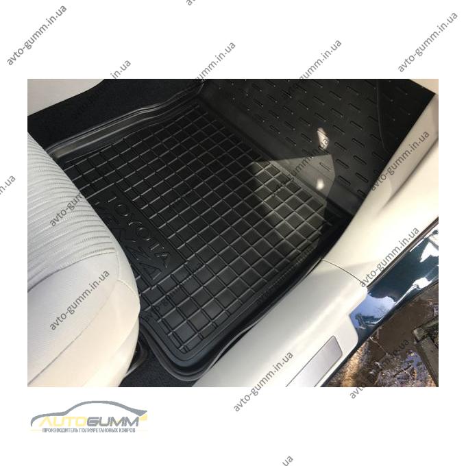 Передние коврики в автомобиль Toyota Venza 2013- (Avto-Gumm)