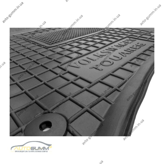 Водительский коврик в салон Volkswagen Touareg 2010- (Avto-Gumm)