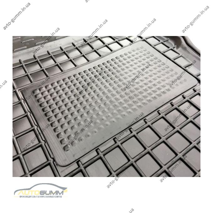 Автомобильные коврики в салон Nissan Note 2005- (Avto-Gumm)