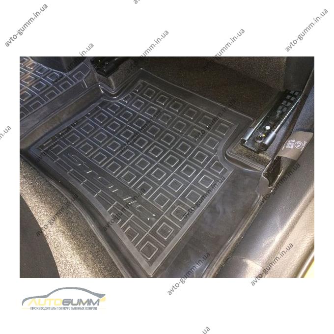 Автомобильные коврики в салон Kia Stonic 2017- (Avto-Gumm)