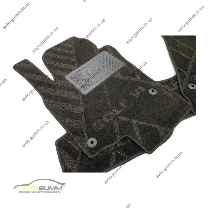 Текстильные коврики в салон Volkswagen Golf 5 03-/6 09- (AVTO-Tex)