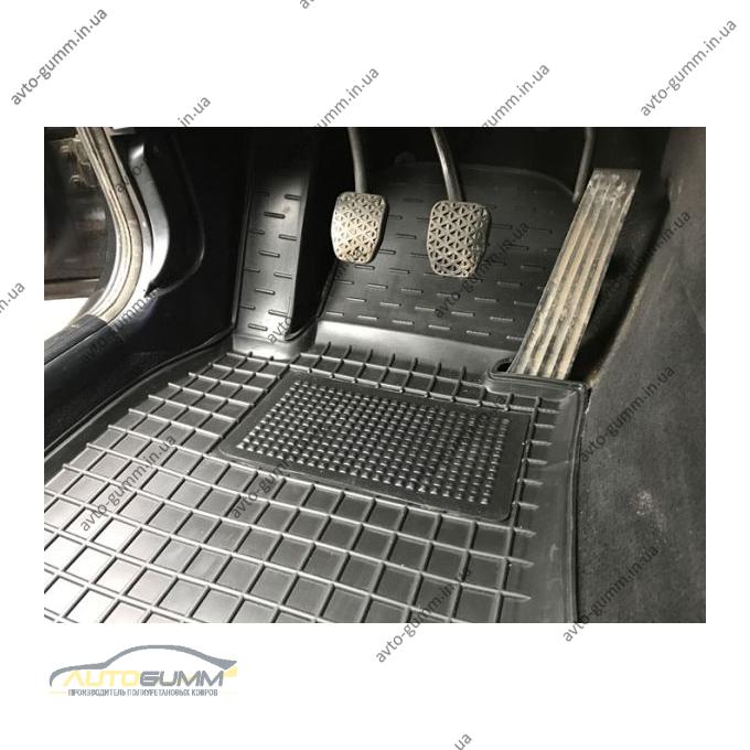 Водительский коврик в салон BMW 5 (E39) 1996-2003 (Avto-Gumm)