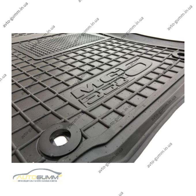 Водительский коврик в салон MG 5/350 2012- (Avto-Gumm)