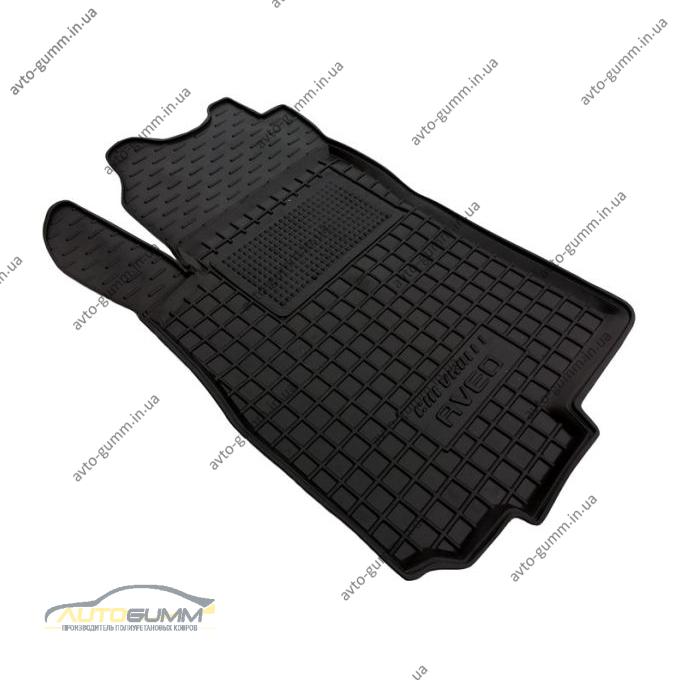 Водительский коврик в салон Chevrolet Aveo 2012- (Avto-Gumm)
