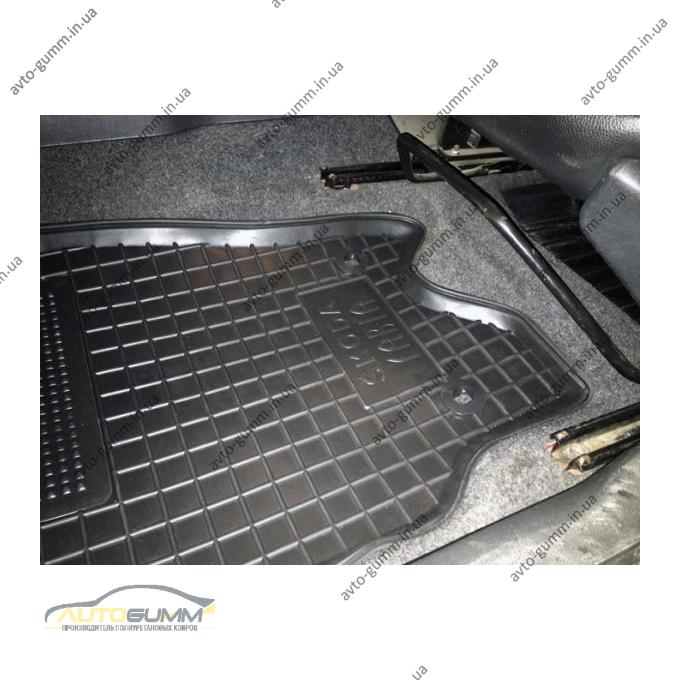 Автомобильные коврики в салон Skoda Fabia 2000-2007 (Avto-Gumm)