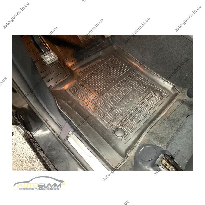 Автомобильные коврики в салон Jeep Grand Cherokee (WK2) 2010- (Avto-Gumm)