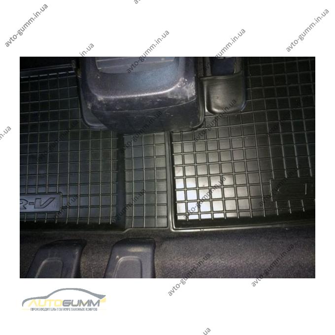 Автомобильные коврики в салон Honda CR-V 2006-2012 (Avto-Gumm)
