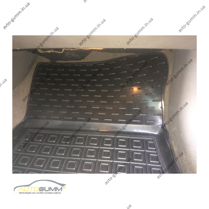 Автомобильные коврики в салон Renault Laguna 2 2001-2007 (Avto-Gumm)
