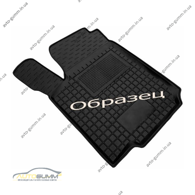Водійський килимок в салон FAW Weizhi V5 2012- (Avto-Gumm)