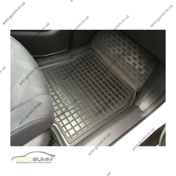 Автомобильные коврики в салон Nissan X-Trail (T32) 2014- (Avto-Gumm)
