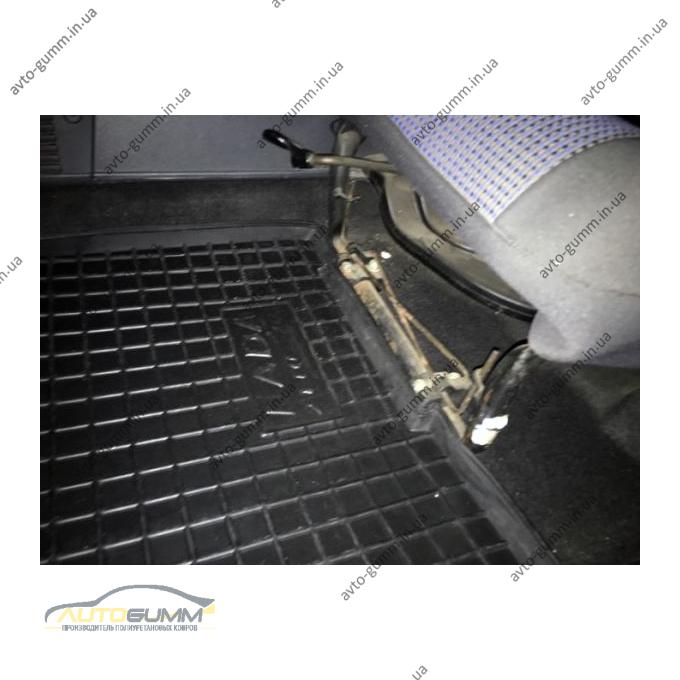 Автомобильные коврики в салон Ваз Lada Priora 2007- (Avto-Gumm)
