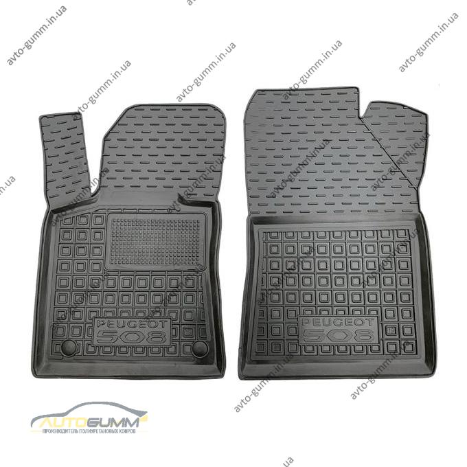 Передние коврики в автомобиль Peugeot 508 2020- (Avto-Gumm)