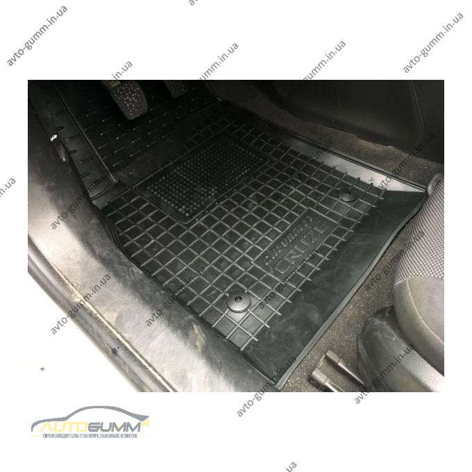 Автомобильные коврики в салон Chevrolet Cruze 2009- (Avto-Gumm)