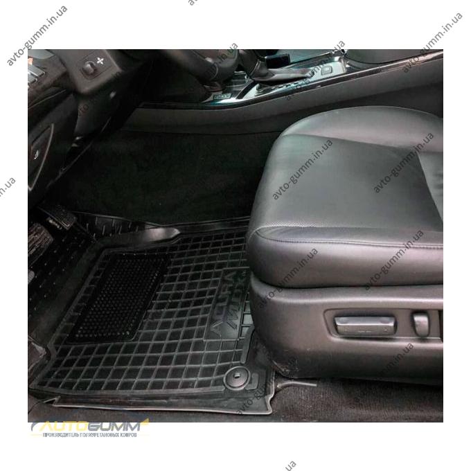 Водительский коврик в салон Acura MDX 2006- (Avto-Gumm)