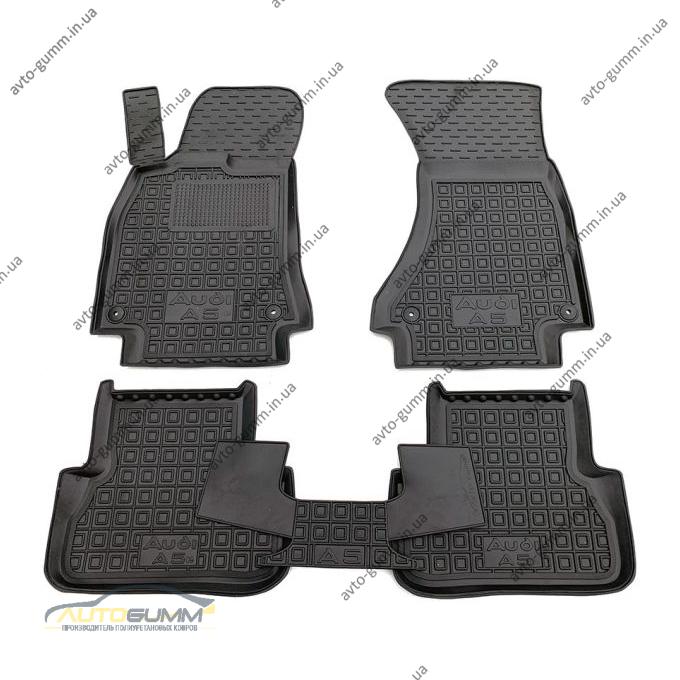 Автомобильные коврики в салон Audi A5 (B8) Sportback 2009- (Avto-Gumm)