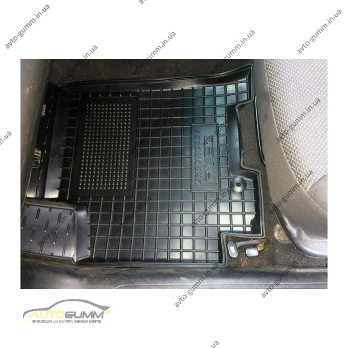 Передние коврики в автомобиль Chevrolet Aveo 2003-2012 (Avto-Gumm)