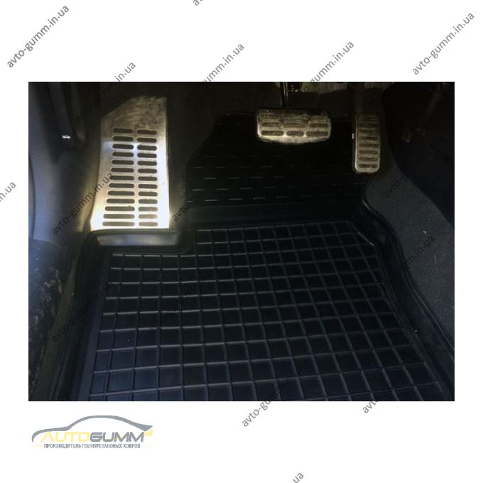 Водительский коврик в салон Kia Cerato Koup 2010- (Avto-Gumm)