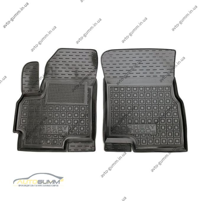 Передние коврики в автомобиль Chery Tiggo 5 2015- (Avto-Gumm)