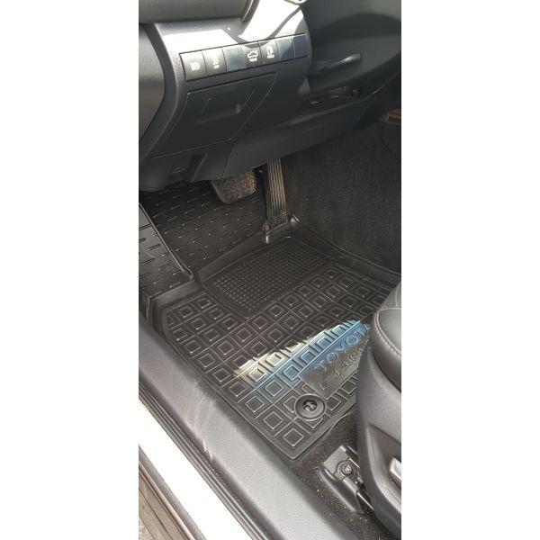 Водительский коврик в салон Toyota Camry 70 2018- (Avto-Gumm)