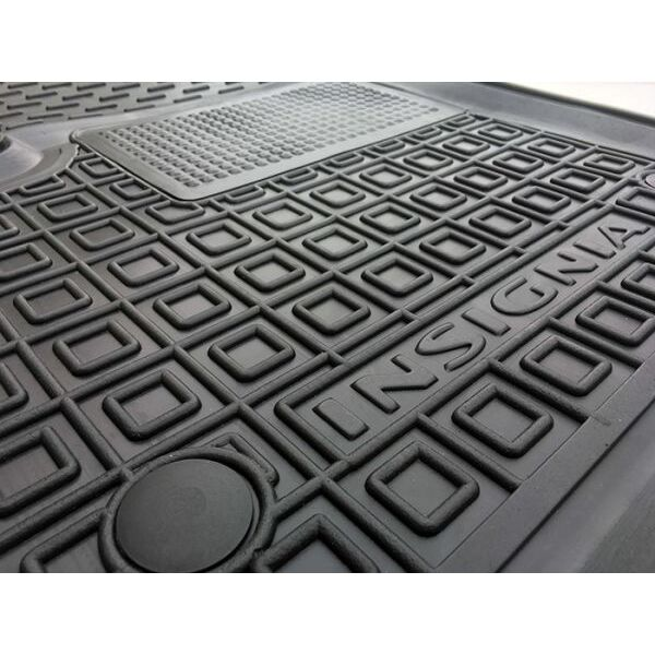 Автомобильные коврики в салон Opel Insignia 2017- (Avto-Gumm)