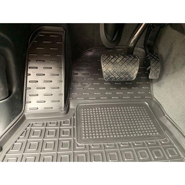 Водительский коврик в салон Audi Q8 2018- (Avto-Gumm)