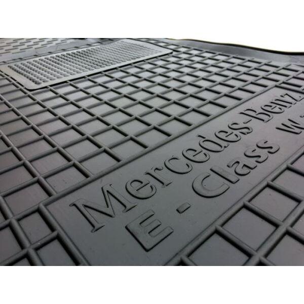 Водительский коврик в салон Mercedes E (W210) 1995- (Avto-Gumm)