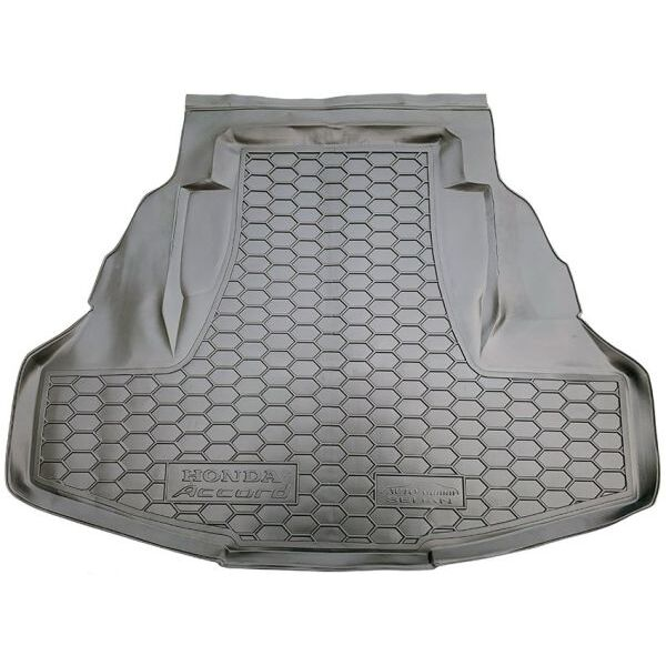 Автомобильный коврик в багажник Honda Accord 2008- Sedan (Avto-Gumm)