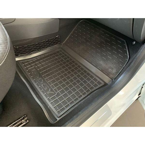 Передние коврики в автомобиль Renault Lodgy 2013- (Avto-Gumm)