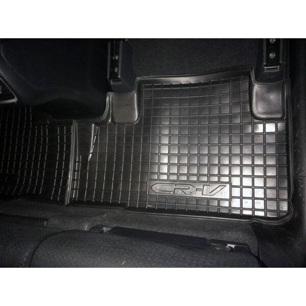 Автомобильные коврики в салон Honda CR-V 2013- (Avto-Gumm)
