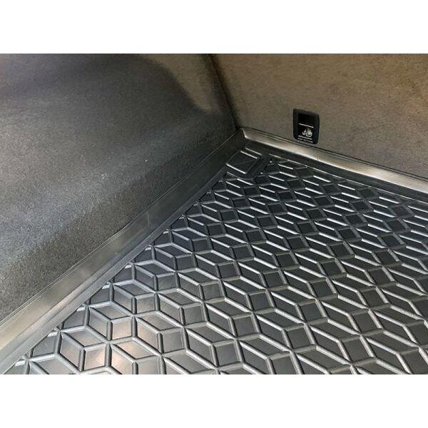 Автомобильный коврик в багажник Volkswagen Touareg 2018- (Avto-Gumm)