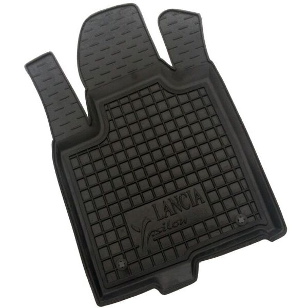 Водительский коврик в салон Lancia Ypsilon 2011- (Avto-Gumm)