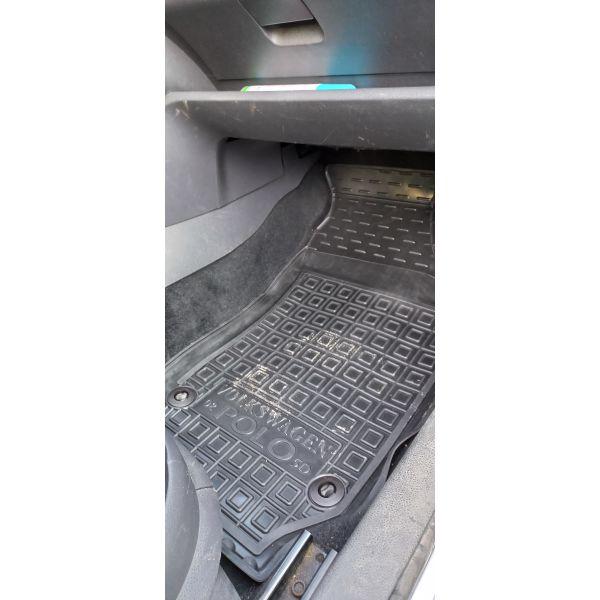 Автомобильные коврики в салон Volkswagen Polo Hatchback 2001- (Avto-Gumm)