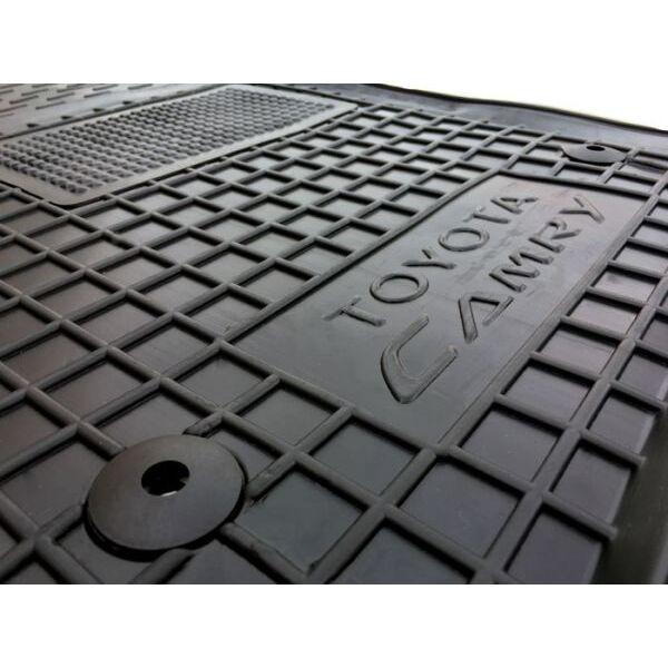 Водительский коврик в салон Toyota Camry 40 2006-2011 (Avto-Gumm)