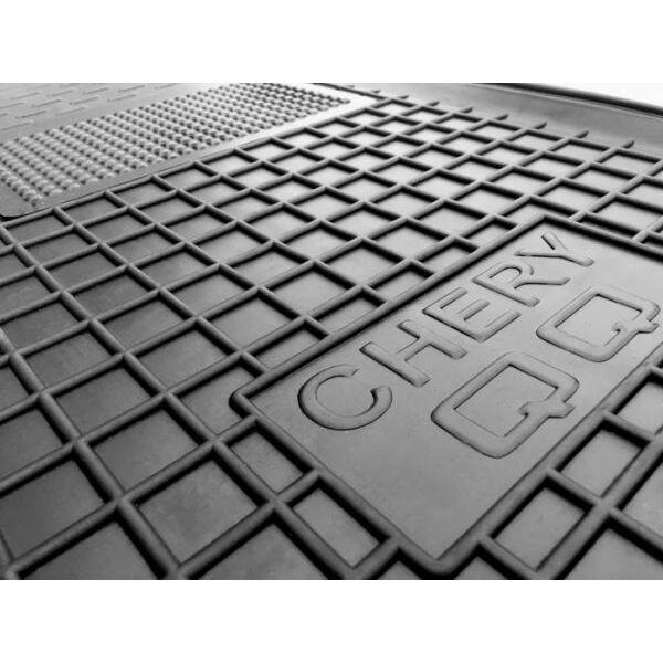 Водительский коврик в салон Chery QQ (S11) 2003- (Avto-Gumm)