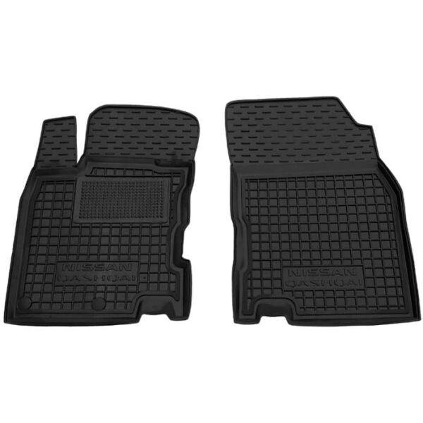 Передние коврики в автомобиль Nissan Qashqai 2014- (Avto-Gumm)