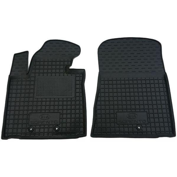 Передние коврики в автомобиль Kia Sorento 2013-2015 (Avto-Gumm)