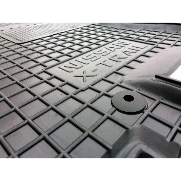 Водительский коврик в салон Nissan X-Trail (T31) 2007- (Avto-Gumm)