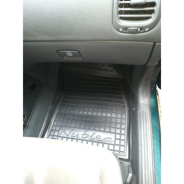 Передние коврики в автомобиль Daewoo Nubira 1997- (Avto-Gumm)