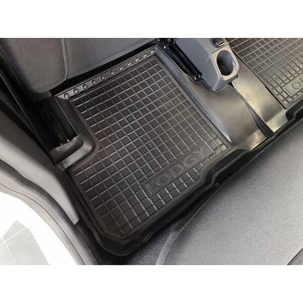 Автомобильные коврики в салон Renault Lodgy 2013- (Avto-Gumm)