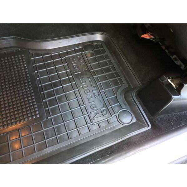 Автомобильные коврики в салон Mercedes GL (X164) 2006- (Avto-Gumm)