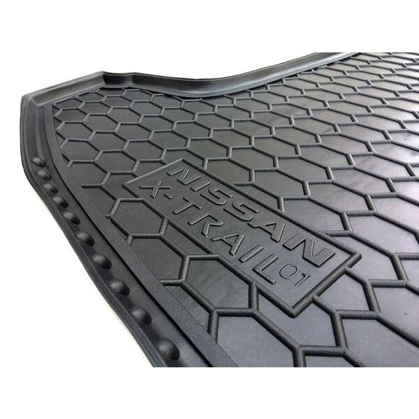 Автомобильный коврик в багажник Nissan X-Trail (T30) 2001- (Avto-Gumm)