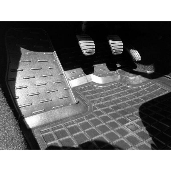 Автомобильные коврики в салон Renault Dokker 2013- (Avto-Gumm)