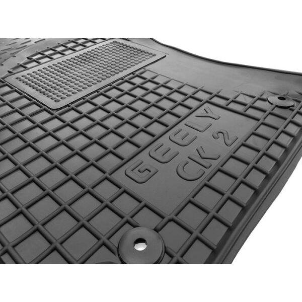 Водійський килимок в салон Geely CK/CK-2 2005- (Avto-Gumm)