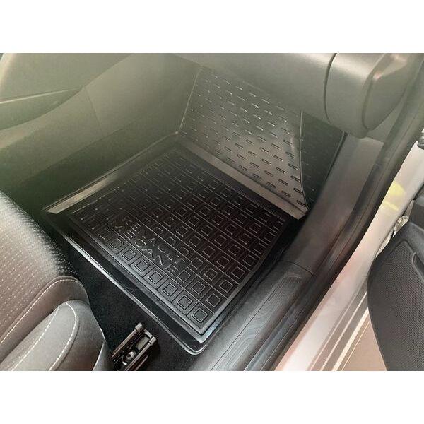 Передние коврики в автомобиль Renault Megane 4 2016- Sd/Hb (Avto-Gumm)
