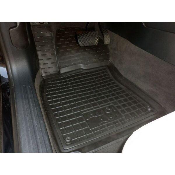 Автомобильные коврики в салон Audi A6 (C6) 2005-2011 (Avto-Gumm)