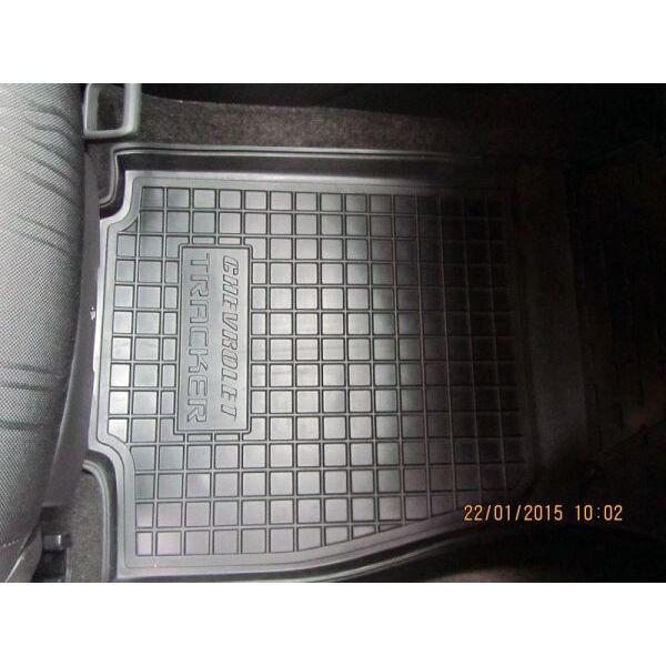 Автомобильные коврики в салон Chevrolet Tracker 2013- (Avto-Gumm)