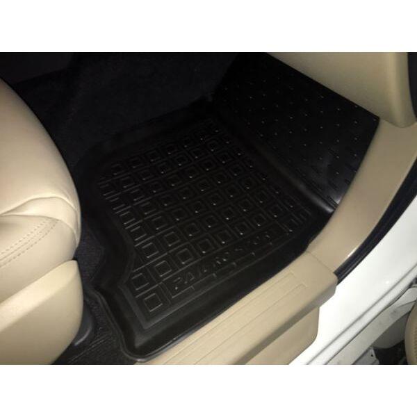 Автомобильные коврики в салон Mitsubishi Pajero Sport 2016- (Avto-Gumm)