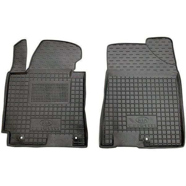 Передние коврики в автомобиль Kia Cerato 2013- (Avto-Gumm)