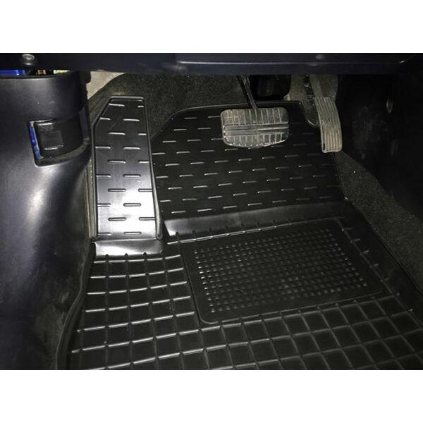 Автомобильные коврики в салон Mitsubishi Lancer (10) 2007- (Avto-Gumm)