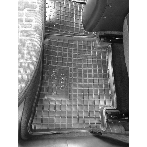 Автомобильные коврики в салон Kia Rio 2011- (Avto-Gumm)